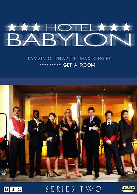 Hotel Babylon Season 2 / โฮเต็ลบาบิลอน กระฉ่อนรัก บรรลือโลก ปี 2 / 2 แผ่น DVD (พากษ์ไทย+บรรยายไทย)