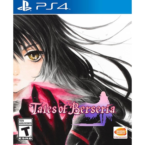 PS4: Tales of Berseria (Z3) - Eng [ส่งฟรี EMS]