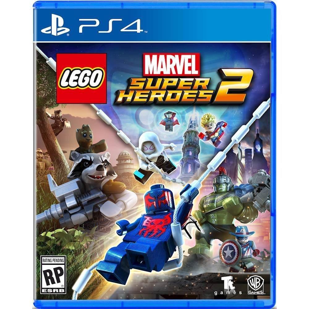 PS4: LEGO Marvel Super Heroes 2 (Z3) [ส่งฟรี EMS]