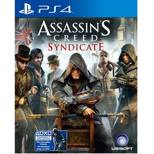 PS4: Assassin's Creed Syndicate (Z3) [ส่งฟรี EMS]