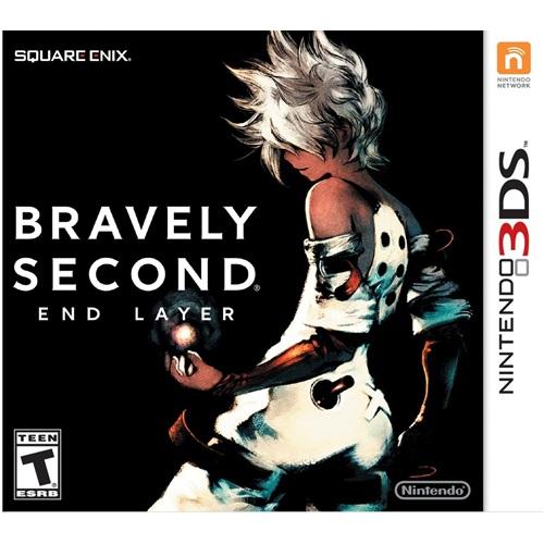 3DS: Bravely Second : End Layer (US) [ส่งฟรี EMS]