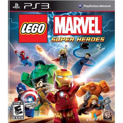 PS3: LEGO Marvel Super Heroes (Z3) [ส่งฟรี EMS]