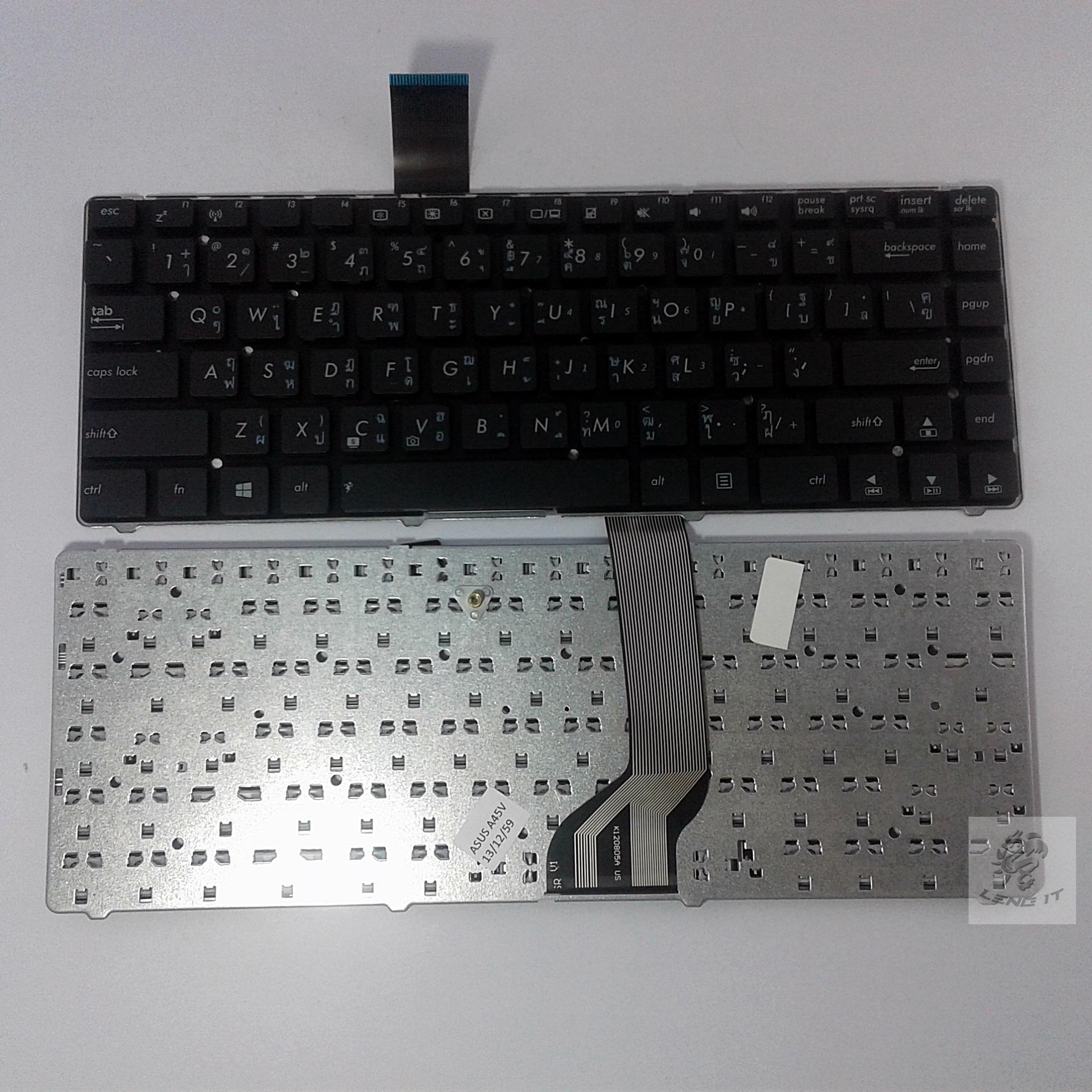 keyboard asus a45v