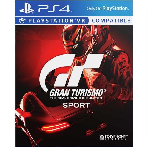 PS4: Gran Turismo Sport (Z3) [ส่งฟรี EMS]