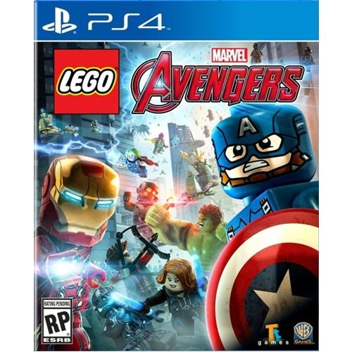 PS4: Lego Marvel Avengers (Z3) [ส่งฟรี EMS]