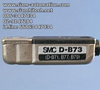 Reed Switch ยี่ห้อ SMC รุ่น D-B77 (Used)
