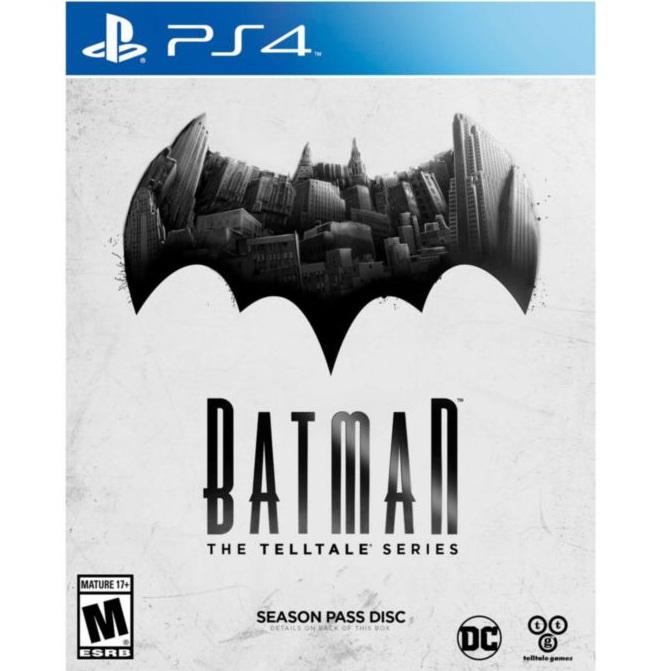 PS4: Batman: The Telltale Series (Z2) [ส่งฟรี EMS]