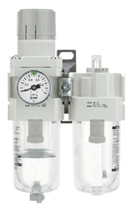 กรอง Filter Regulator SMC AC20A-02G-A