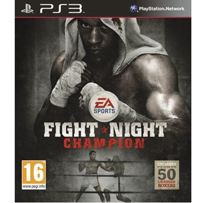 PS3: Fight Night Champion (Z1) [ส่งฟรี EMS]