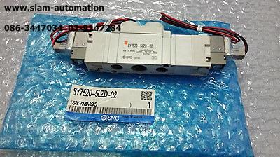 Solenoid Valve SMC SYJ5120-5MZ-C6 (NEW)