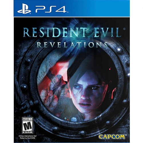 PS4: Resident Evil Revelations (Z3) [ส่งฟรี EMS]