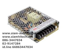 Power Supply Mean Well LRS-100-24