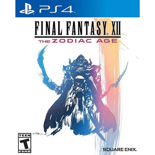PS4: Final Fantasy XII : The Zodiac Age (Zone 3) [ส่งฟรี EMS]