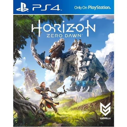 PS4: Horizon Zero Down (Z3) [ส่งฟรี EMS]