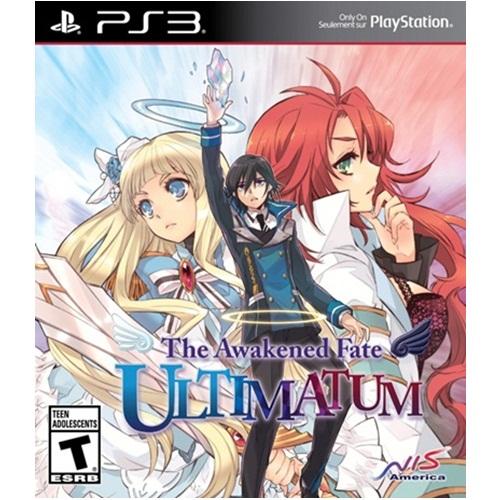 PS3: The Awakened Fate Ultimatum (Z3) - ENG [ส่งฟรี EMS]
