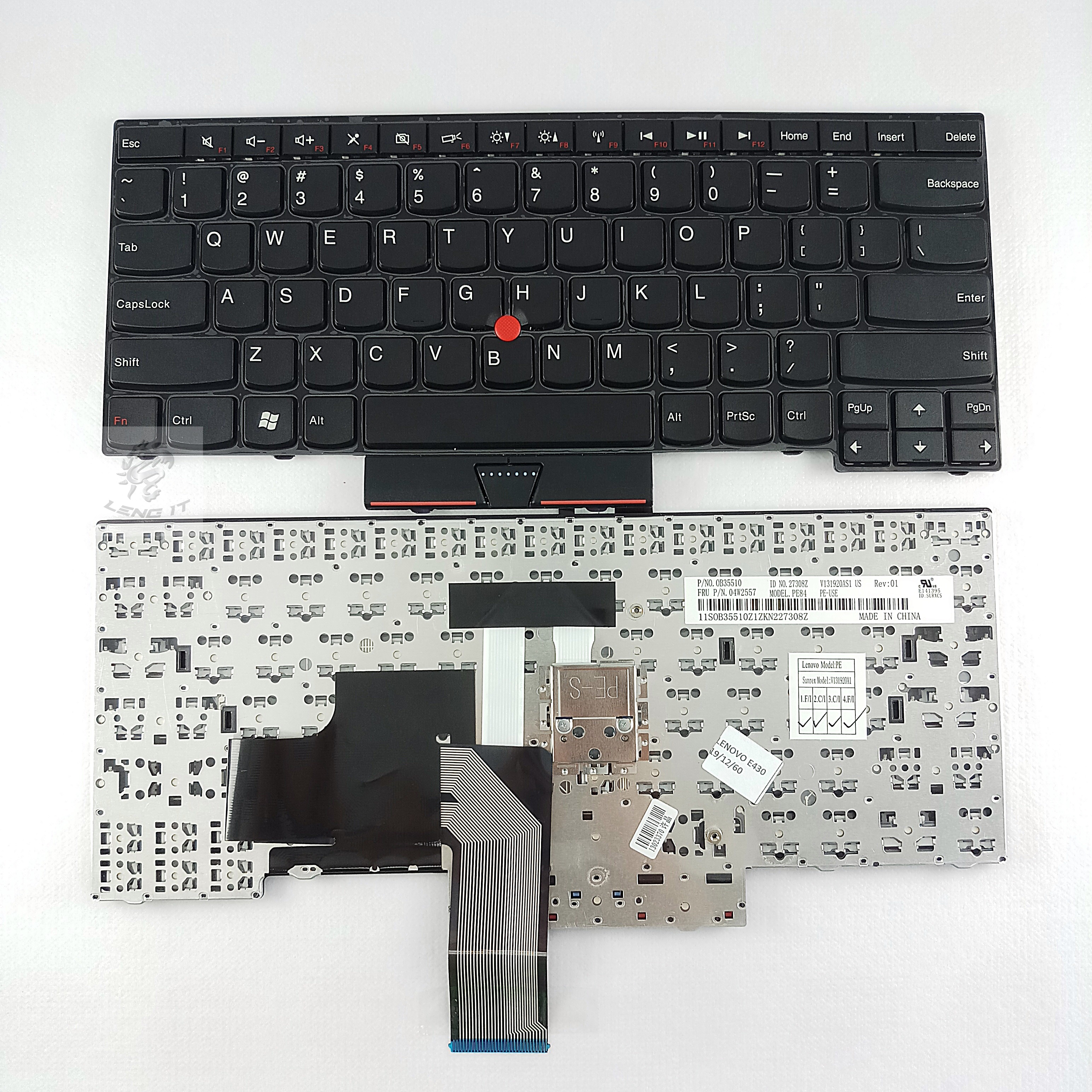 KEYBOARD LENOVO THINKPAD EDGE E430