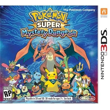 3DS: Pokemon Super Mystery Dungeon (US) [ส่งฟรี EMS]