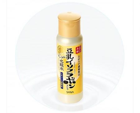 SANA smooth honpo wrinkle lotion 200 ml.โลชั่นบำรุงเข้มข้นลดเลือนริ้วรอยด้วยคุณค่าของ soy isoflavones จากถั่วเหลือง ช่วยเรื่องริ้วรอยโดยเฉพาะค่ะ