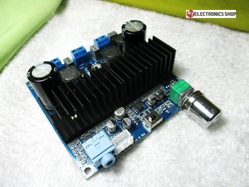 เครื่องเสียง เสียงดี 200 วัตต์ สเตอริโอ TPA3116D2 ( 100+100 watts)