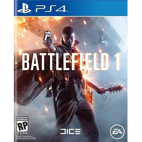 PS4: Battlefield 1 (Z3) [ส่งฟรี EMS]