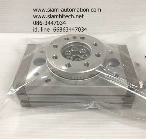 SMC MSQB30A rotary table USED