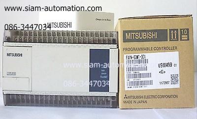 Mitsubishi PLC FX1N-60MT new&used