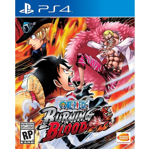 PS4: One Piece Burning Blood (Z3) - Eng [ส่งฟรี EMS]