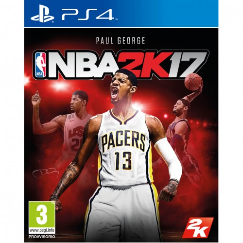 PS4: NBA 2K17 (Z1) [ส่งฟรี EMS]