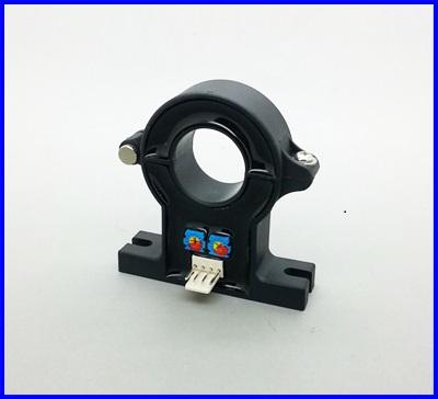 เซนเซอร์วัดกระแส DC Current Transformer Sensor Input 0-100A DC Output 4-20mA DS100-SP-420E