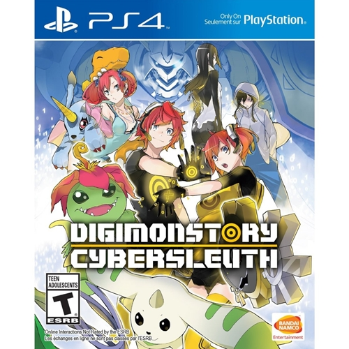 PS4: Digimon Story : Cyber Sleuth (Z3) - ENG [ส่งฟรี EMS]