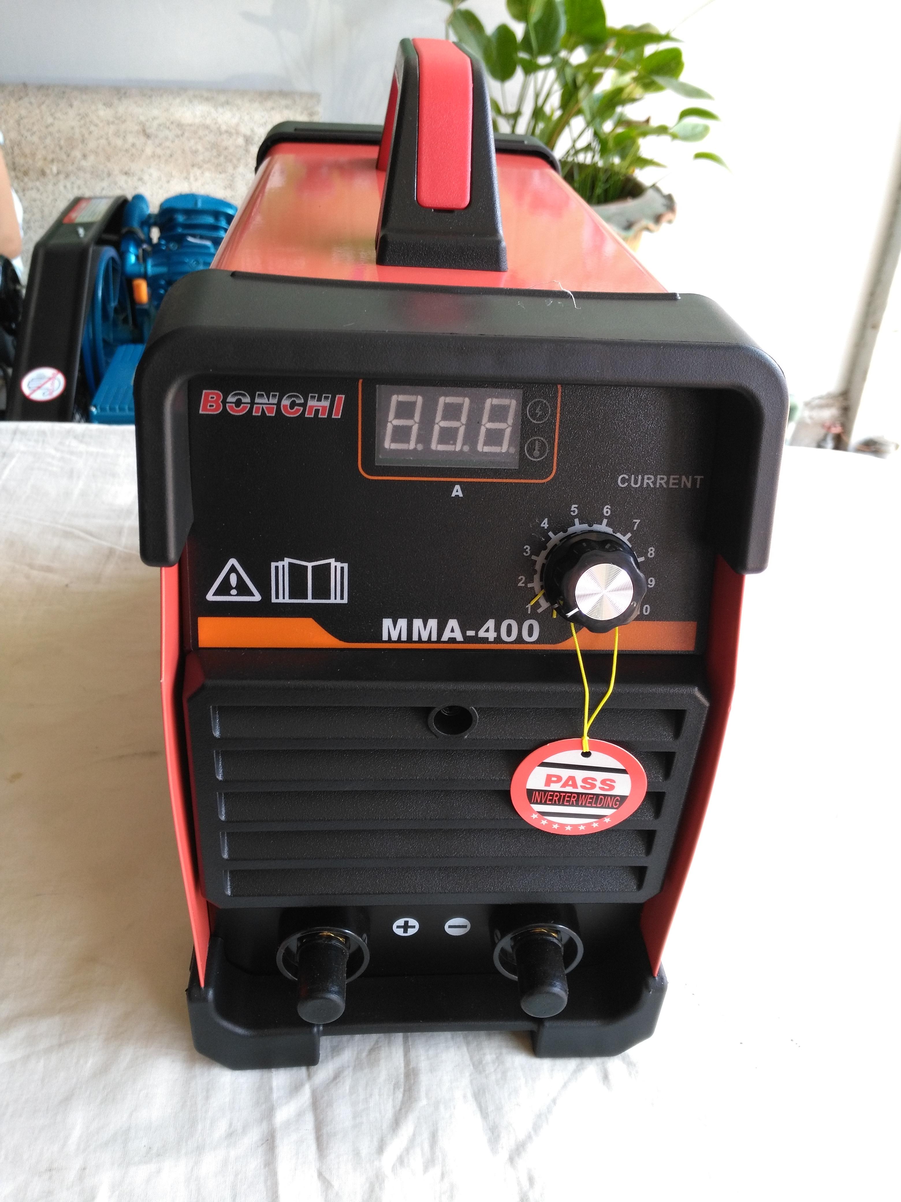 ตู้เชื่อมไฟฟ้า BONCHI MMA-400