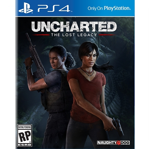 PS4: Uncharted - The Lost Legacy (Z3) [ส่งฟรี EMS]