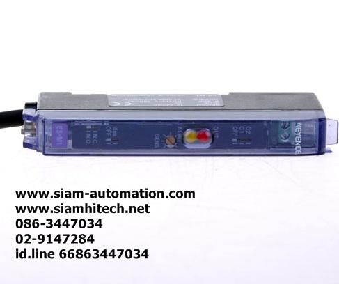 Photoelectric Sensor ยี่ห้อ Keyence รุ่น ES-M2 (มือสอง)