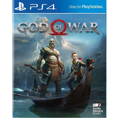 PS4: God of War (Z3) [ส่งฟรี EMS]
