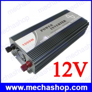 อินเวอร์เตอร์ โซล่าเซลล์ Power Inverter 12V 1000 watt pure Sine - Wave Inverter Power that really moves BEP1000S