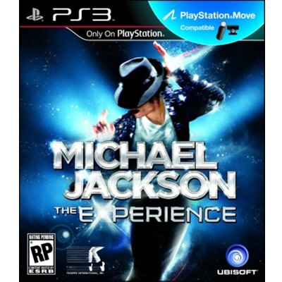 PS3: Michael Jackson the Experience (Z3) Required PS Move [ส่งฟรี EMS]