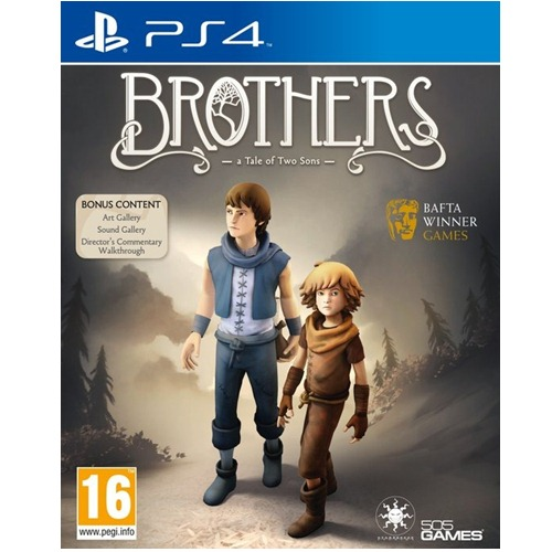 PS4: Brother : A Tale of Two Sons (Z3) [ส่งฟรี EMS]