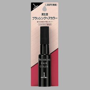 Shiseido Brushing Hair Color 20 ml มาสคาร่าปิดผมหงอกจากญี่ปุ่นค่ะ