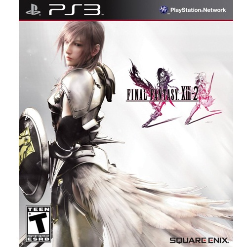 PS3 : Final Fantasy XIII-2 (Z1) [ส่งฟรี EMS]