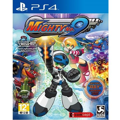 PS4: Mighty No.9 (Z3) [ส่งฟรี EMS]