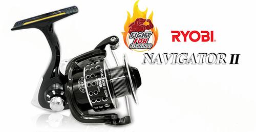 รอก Ryobi รุ่น NAVIGATOR II