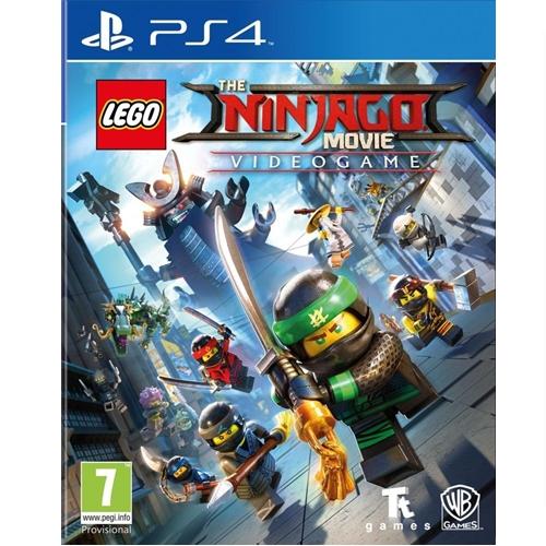 PS4: LEGO Ninja GO (Z2) [ส่งฟรี EMS]