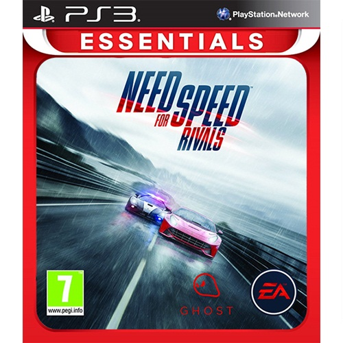 PS3: Need for Speed Rival (Z2) [ส่งฟรี EMS]