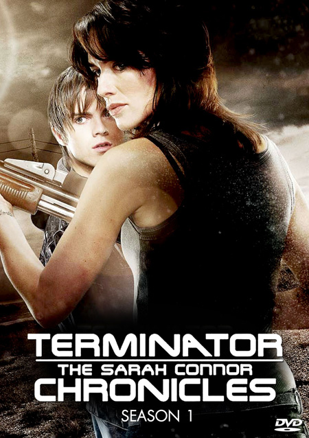 Terminator: The Sarah Connor Chronicles Season 1 / เทอร์มิเนเตอร์ กำเนิดสงครามคนเหล็ก ปี 1 / 3 แผ่น DVD (พากย์ไทย+บรรยายไทย)