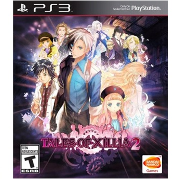 PS3: Tales of Xillia 2 (Z3) -ENG [ส่งฟรี EMS]