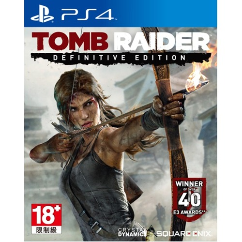 PS4: Tomb Raider Definitive Edition (Z1) [ส่งฟรี EMS]