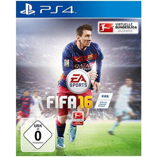PS4: FIFA 16 (Z3) [ส่งฟรี EMS]