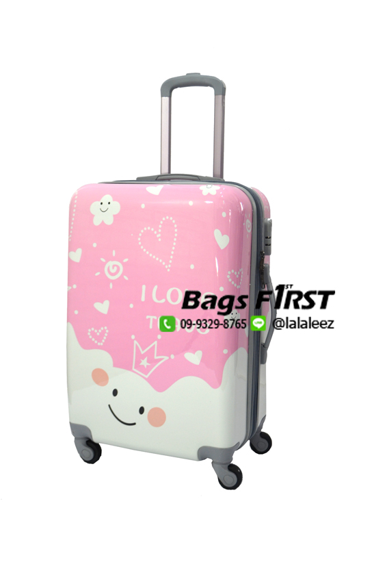 กระเป๋าเดินทางล้อลากน่ารัก