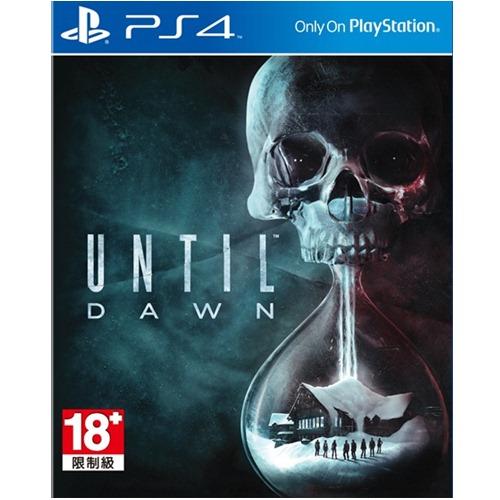 PS4: Until Dawn (Z3) [ส่งฟรี EMS]