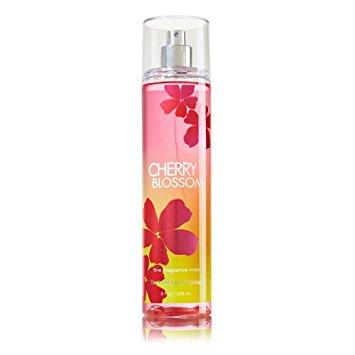 Bath&Body works fine fragrance mist Cherry Blossom ขวดใหญ่ 8 oz (236 ml) หอมมากๆค่ะ